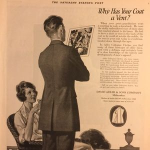 Vintage Other - August 26, 1922 The Saturday Evening Post